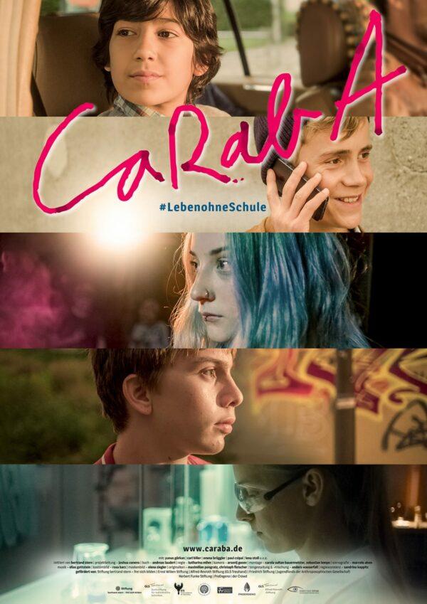 Film CaRabA #LebenohneSchule