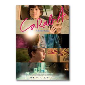 Plakat CaRabA DIN A1